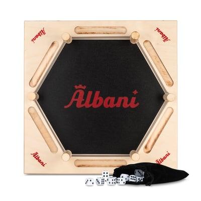 Terningspil, Albani