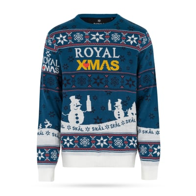 Julesweater, Royal Xmas