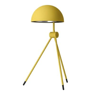 Radon Bordlampe, gul