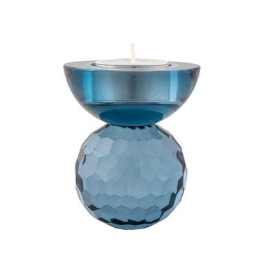 Alba lysestage, blå