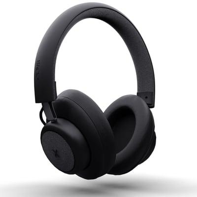 TOUCHit over-ear headphones - sorte