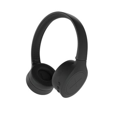 A3/600 Headphones BT On-Ear - sort