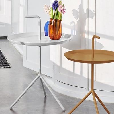 DLM Table, hvidt