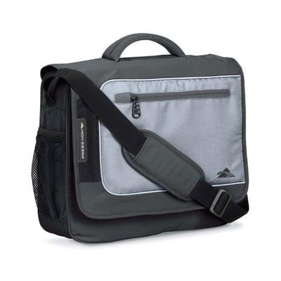 Transit taske - sort/grå