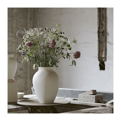 vase - hvid