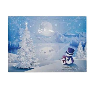 Økologisk julekalender 230g, børn