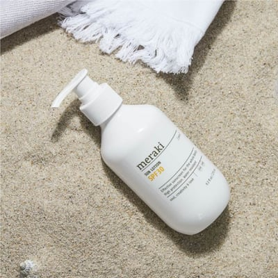 Solcreme, Pure, 275 ml. faktor 30