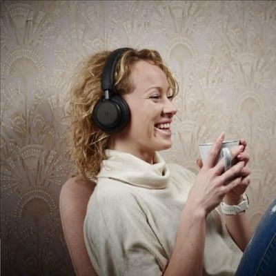 TouchIt høretelefoner BT med ANC