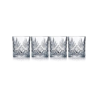 Melodia shotglas, 4 stk