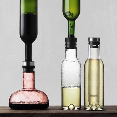 Norm vinilter til rød-, hvidvin & vandkaraffel