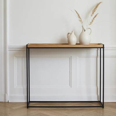 Time Console table
