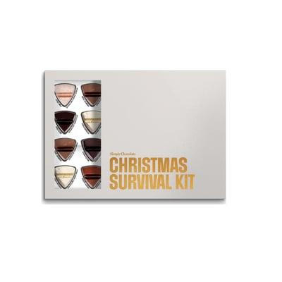 Christmas Survival kit gaveæske
