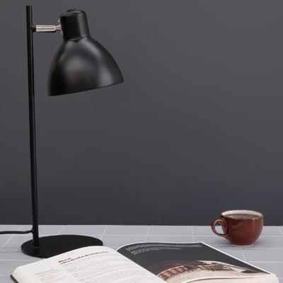 Skagen bordlampe, sort