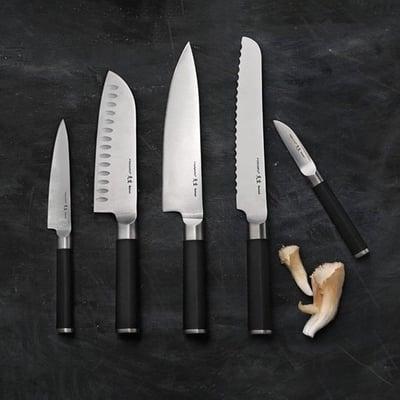 Knivsæt 5 dele