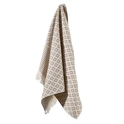INU hammam håndklæde 70x50 cm, natur