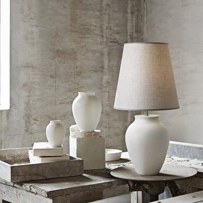 lampe - hvid
