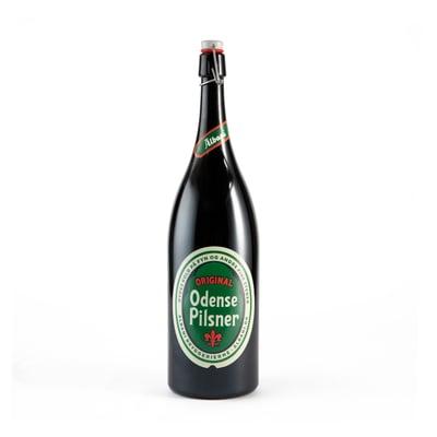 Flaske (3 L) Odense Pilsner