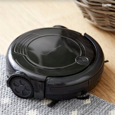 Robotstøvsuger Funktion