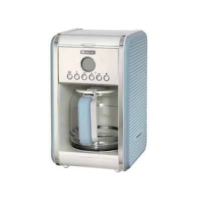 Vintage filter kaffemaskine - blå