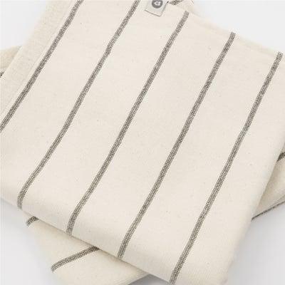 Casa håndklæde, råhvid 70x50 cm - 2 stk